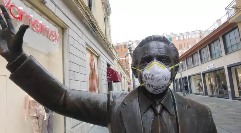 arte va in maschera
