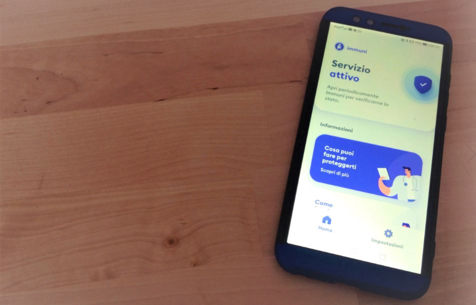 500 mila download nel primo giorno per l'app Immuni
