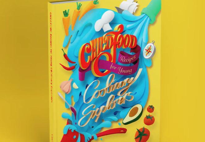 Childfood- Ricette per giovani esploratori Coolinary: il progetto su Kickstarter