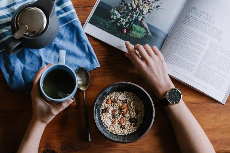 20 routine quotidiane che aiutano a recuperare la produttività