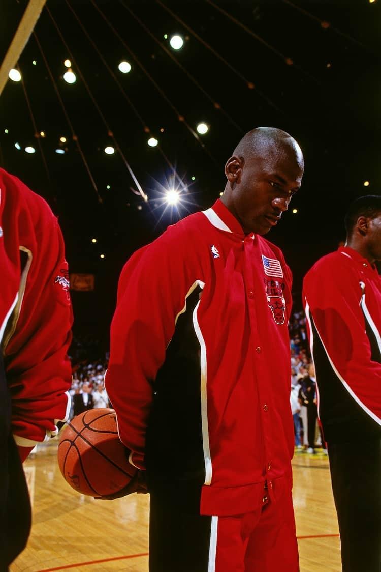 Michael Jordan mindfulness
