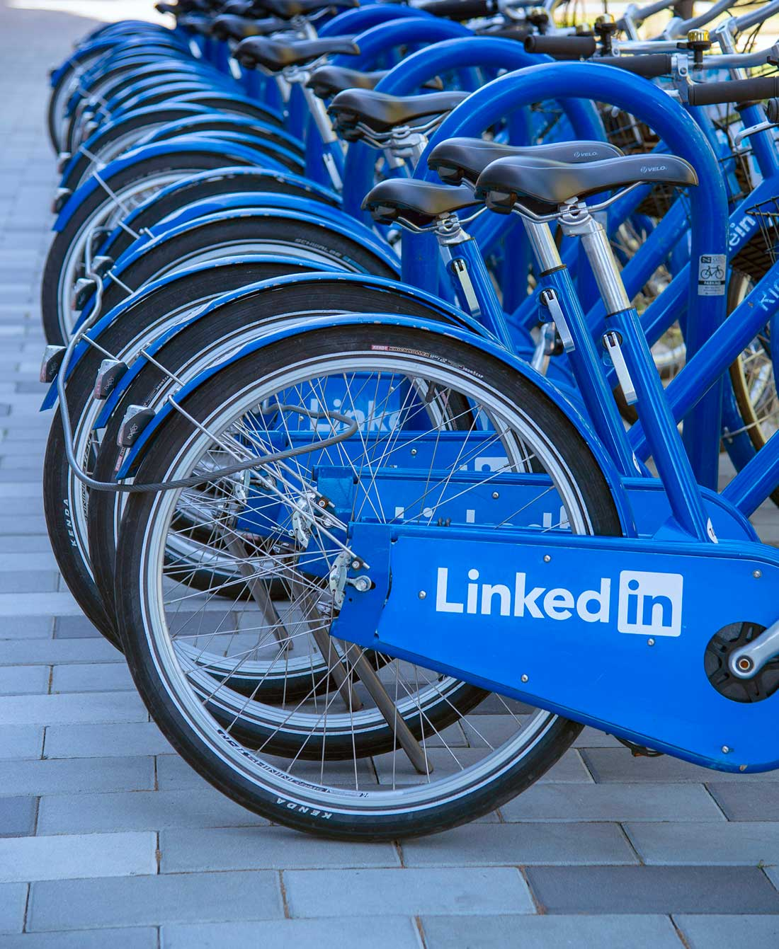 LinkedIn Bikes