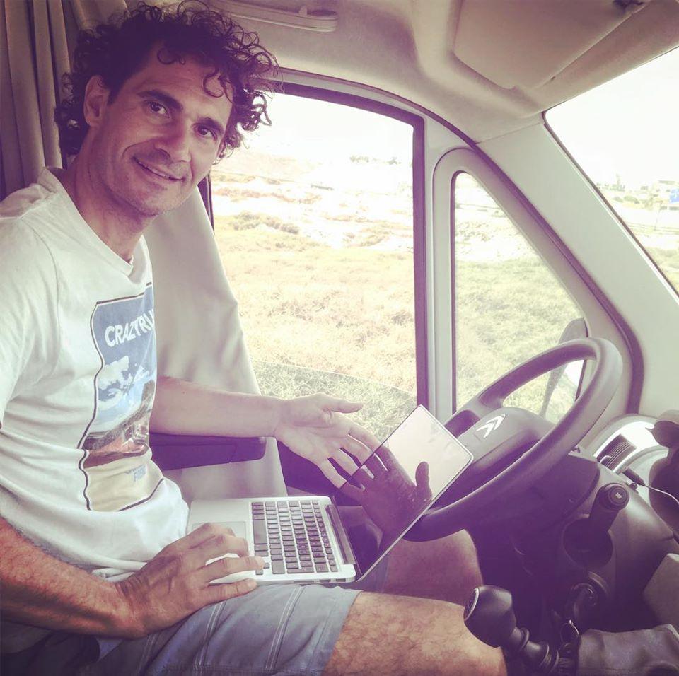 Viaggiare digitale in camper