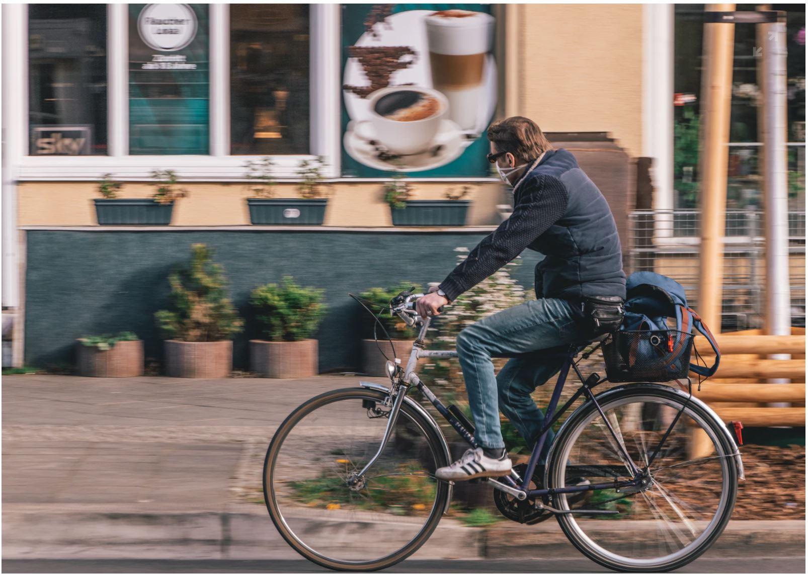 bicicletta mezzo di trasporto