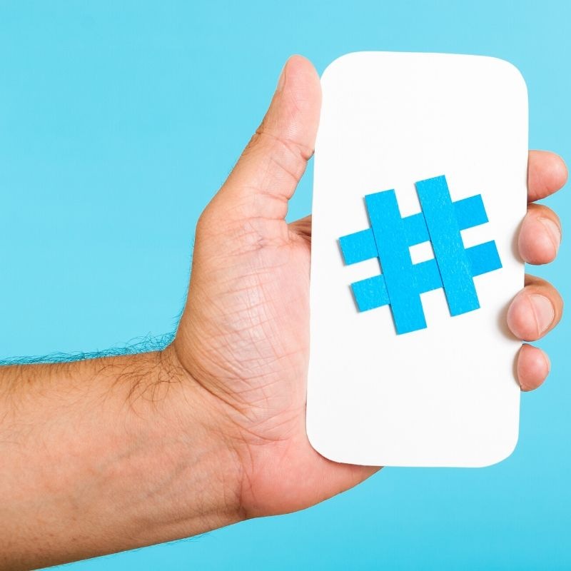 hastag su twitter per piccole imprese