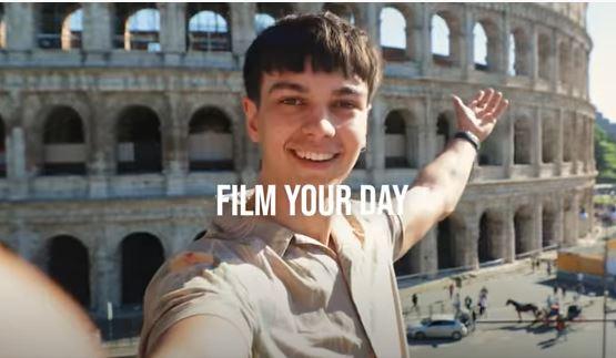25 luglio. YouTube ti invita a far parte di uno storico documentario globale