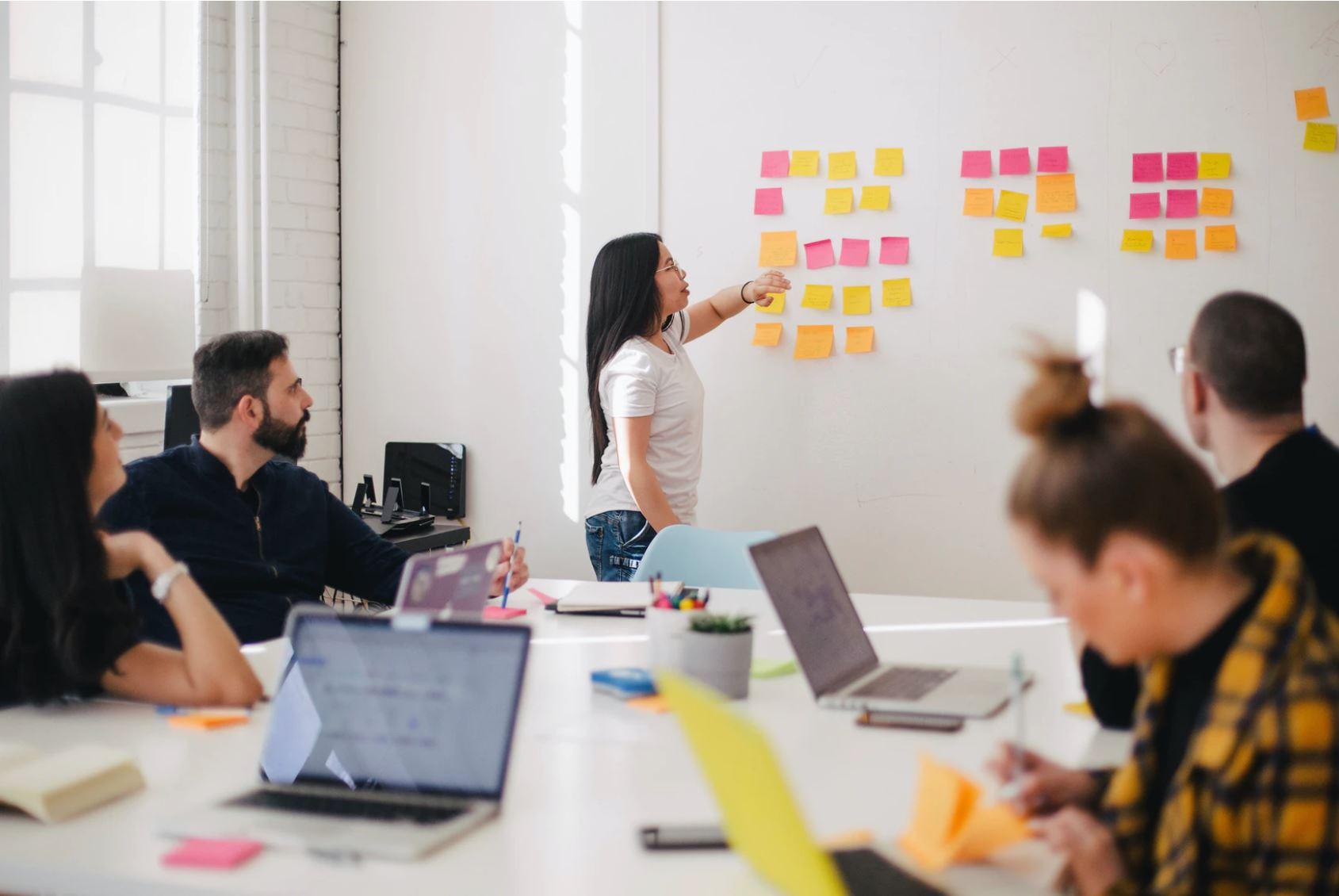 Il Design Thinking per far crescere il tuo business (e guardare al futuro con meno incertezza)