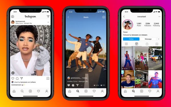 Arriva Instagram Reels (anche in Italia), per creare video multi-clip da 15 secondi