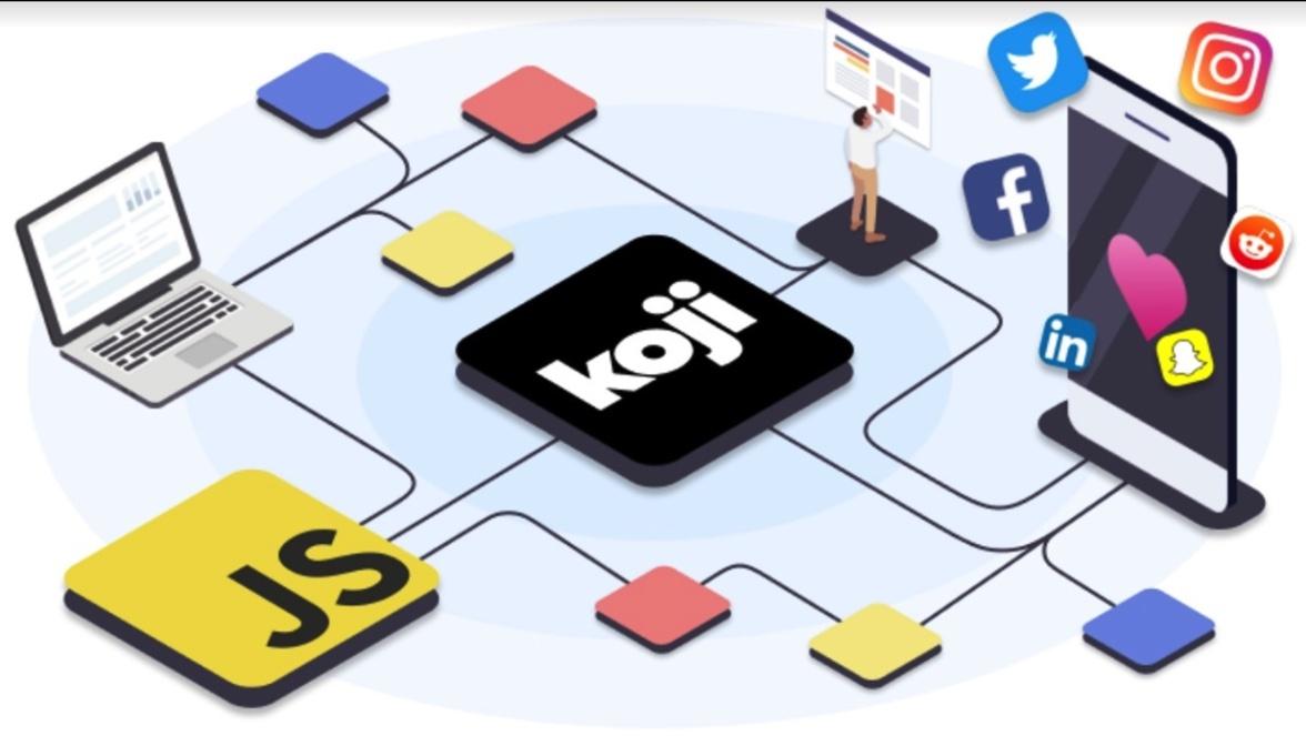 Remix e share: Koji rivoluziona la creatività digitale