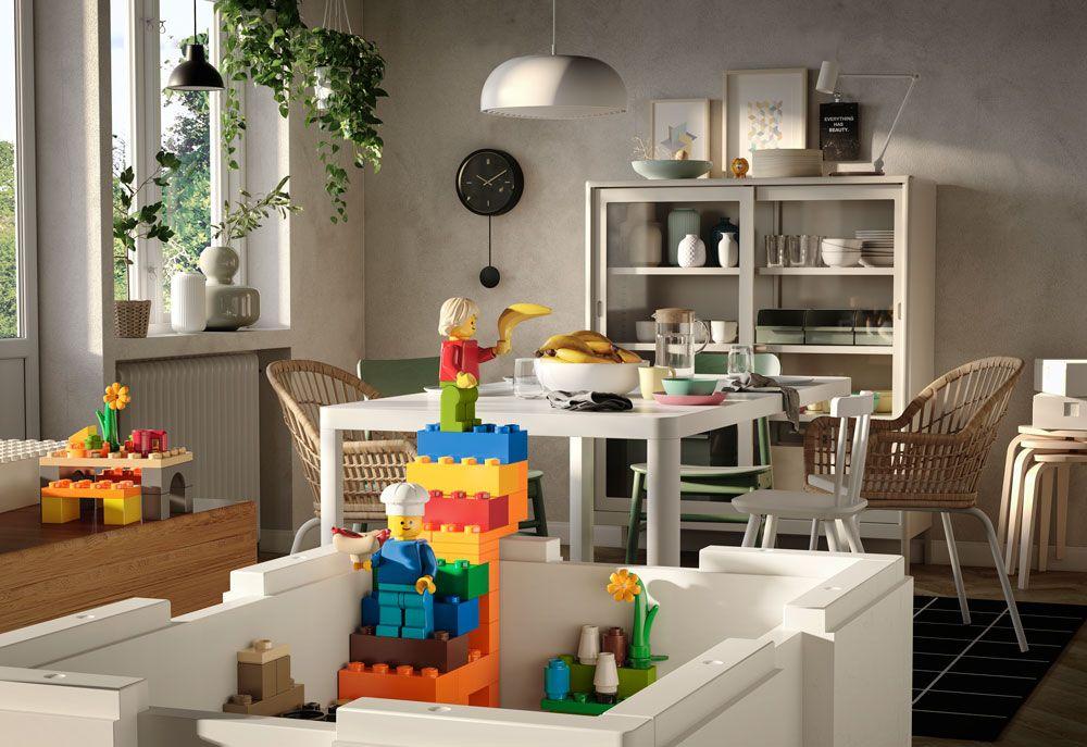 IKEA e LEGO, la partnership che tutti stavamo aspettando