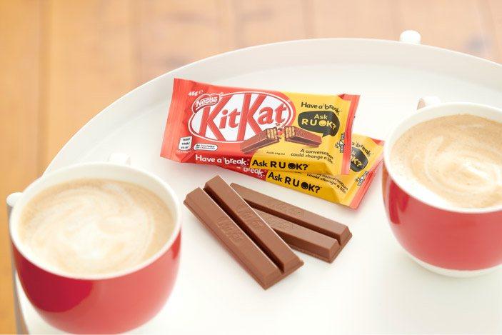 KitKat Australia lancia uno speciale 'Have a Break pack' e lo fa per una buona causa