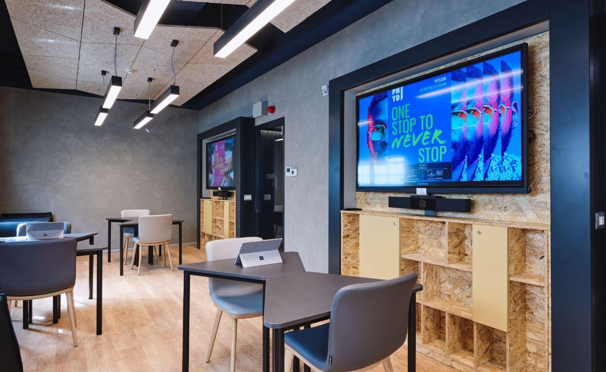 A Milano nasce Phyd Hub, un nuovo spazio tecnologico che guarda al futuro del lavoro
