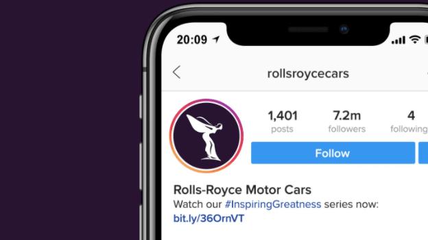 Rebranding Rolls-Royce