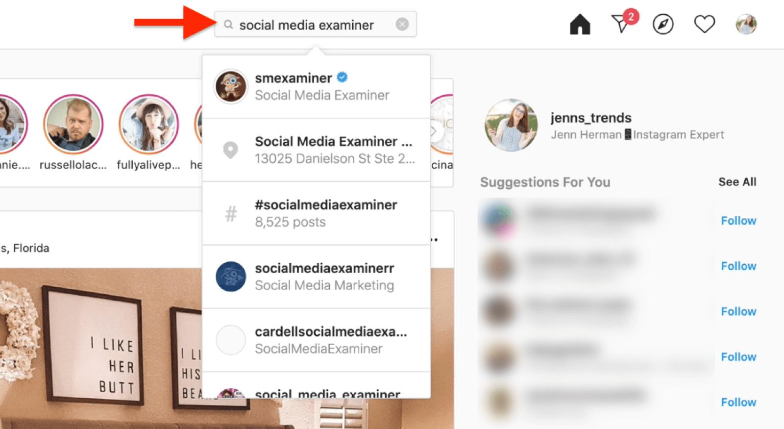come gestire instagram dal tuo computer