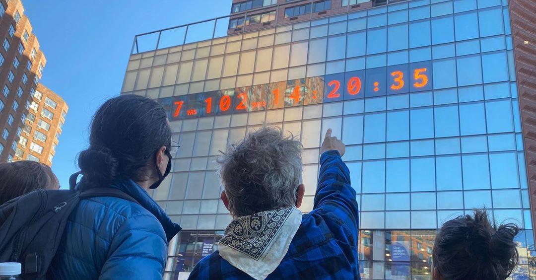 Installazioni contro il cambiamento climatico: l'arte contribuisce alla sensibilizzazione