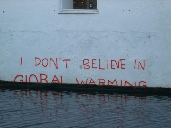 opere d'arte per il cambiamento climatico, artisti per il clima, banksi