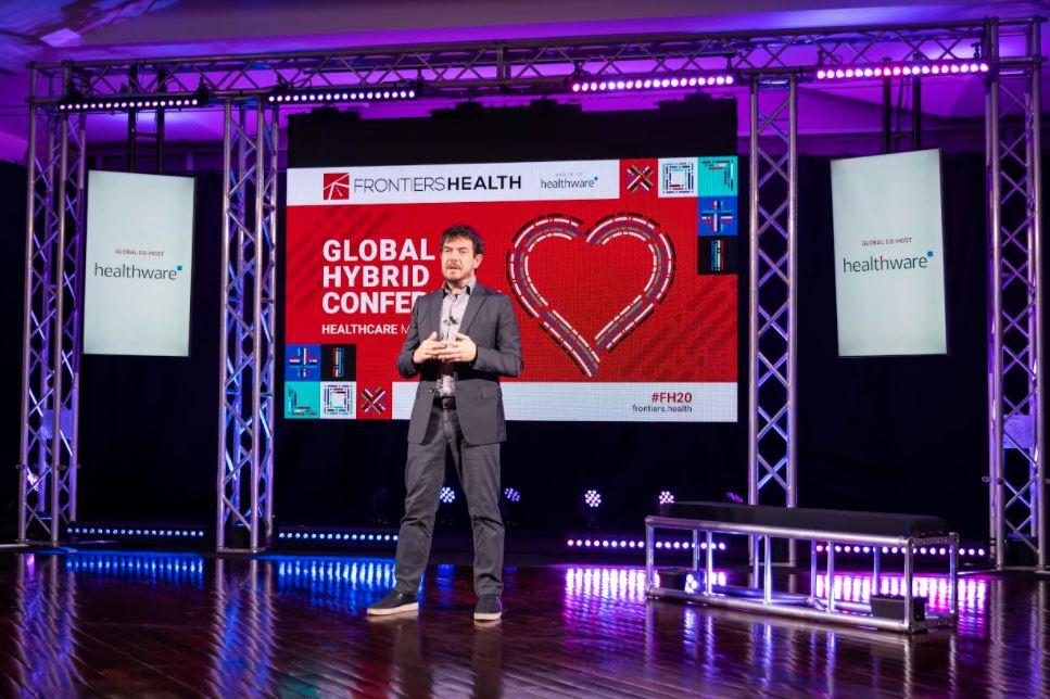 Frontiers Health 2020: accelerazione globale della Salute Digitale ed ecosistema innovazione in risposta alla pandemia