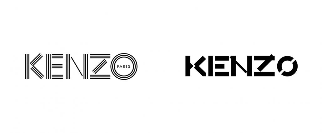 rebranding kenzo