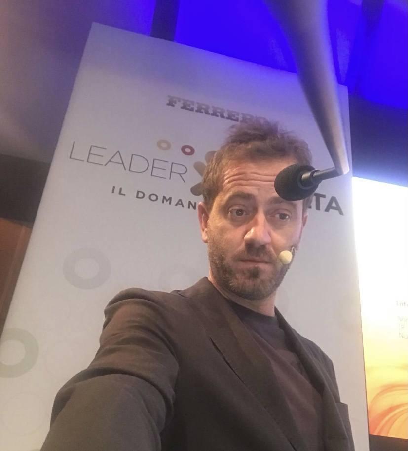 Matteo Conti - CMO di Ferrero