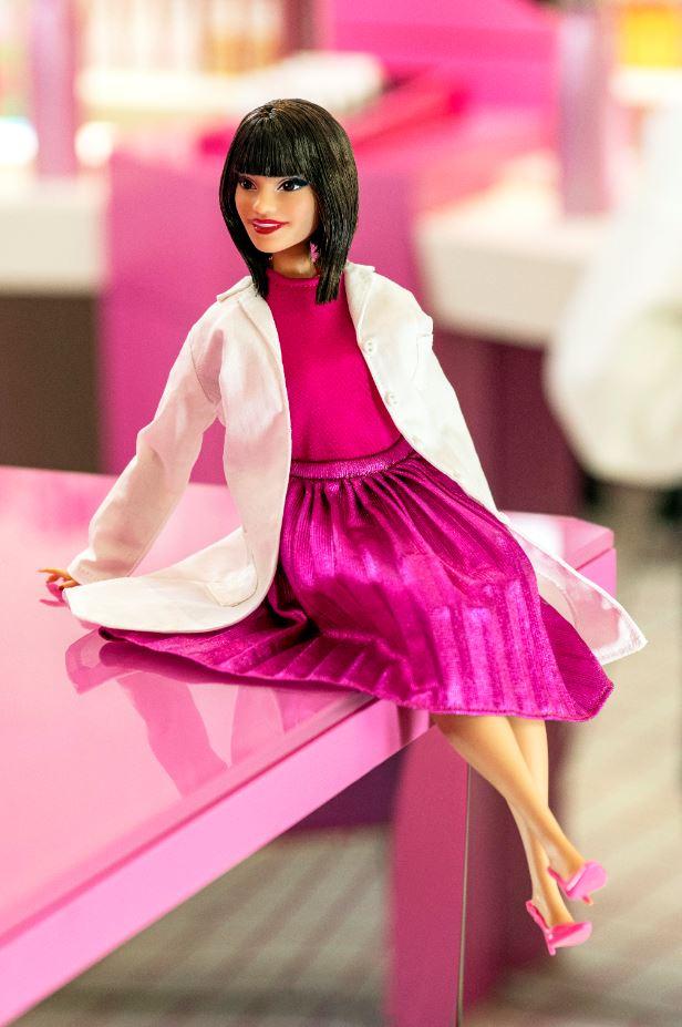 la Barbie dedicata a EstetistaCinica