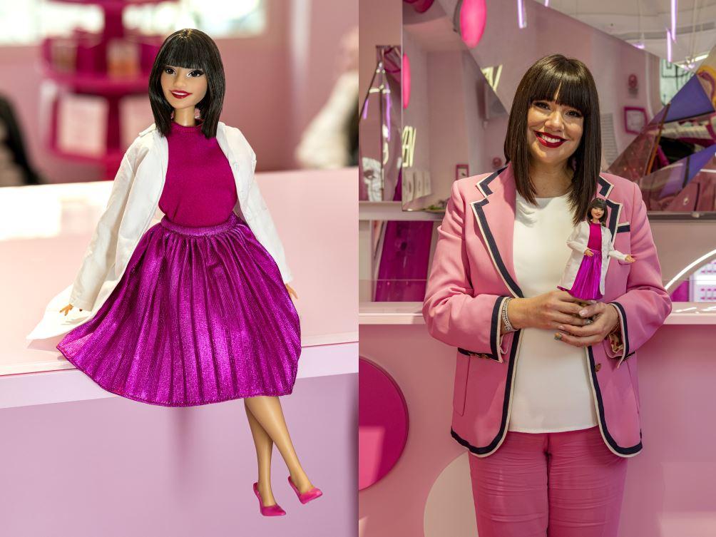 estetistacinica con Barbie