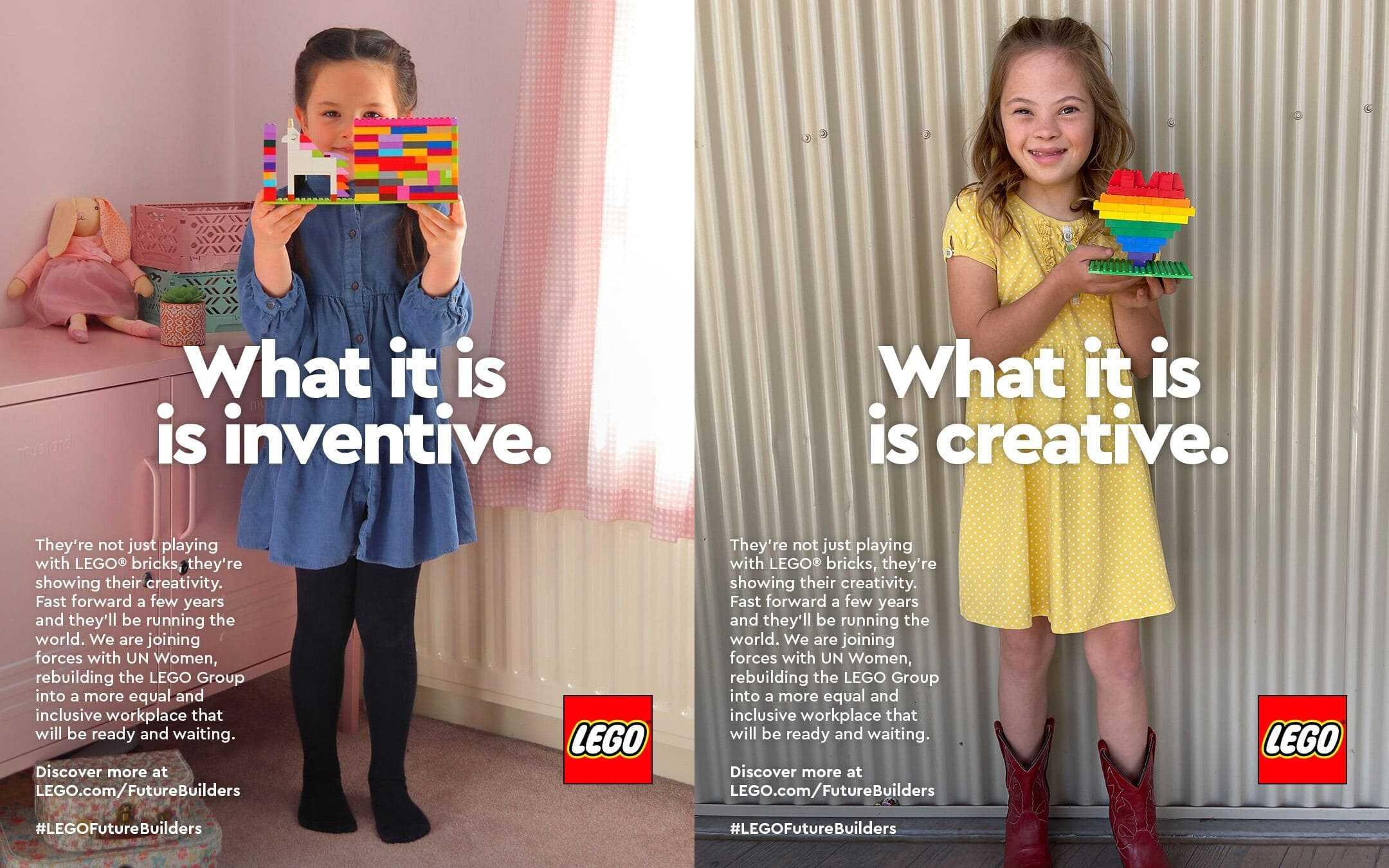 Lego-what-it-is-2021-giornata-internazionale-della-donna-ninja marketing
