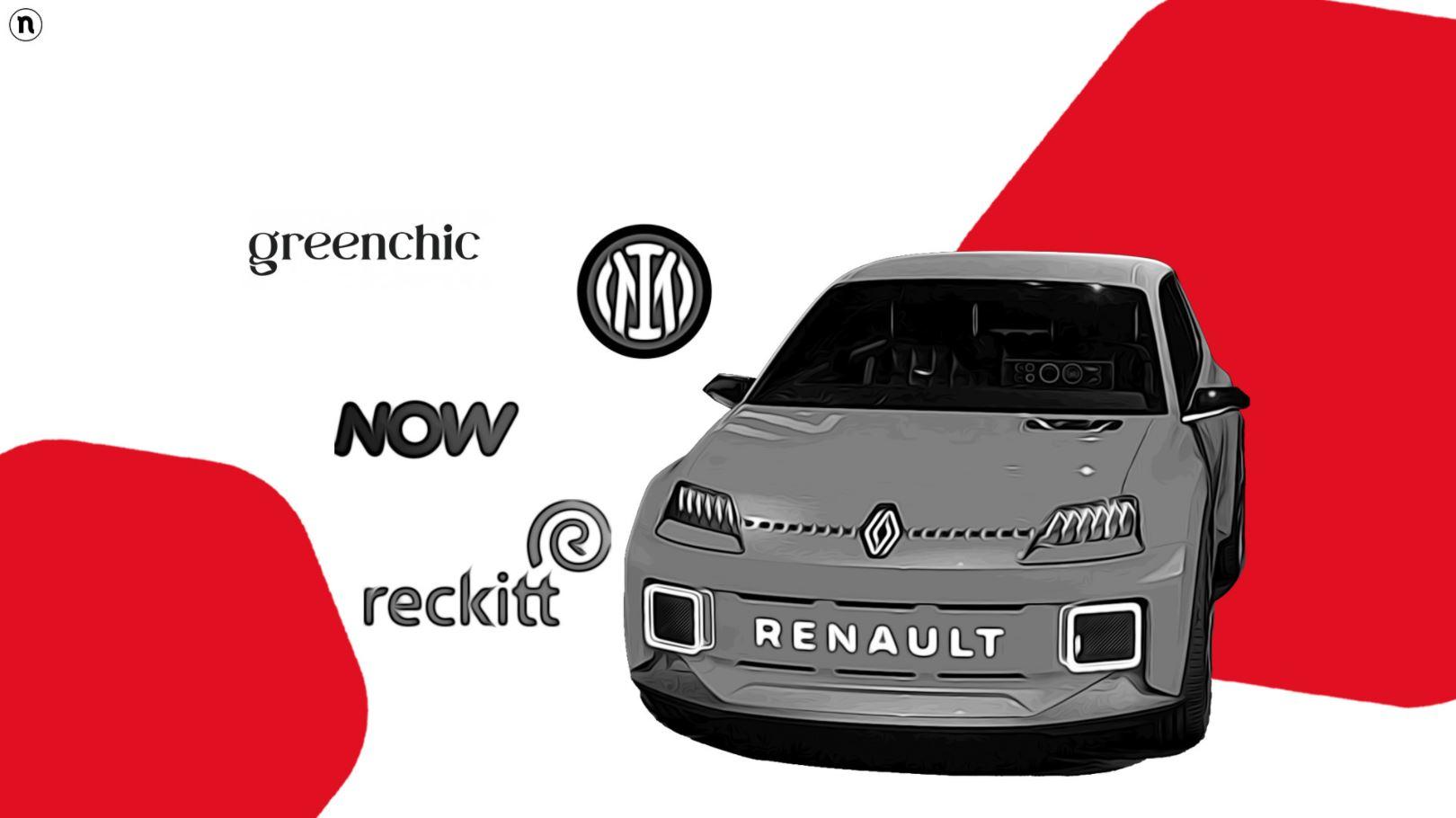 Rebranding di Marzo: RB, Fedrigoni, Renault, Inter, NOW, armadioverde