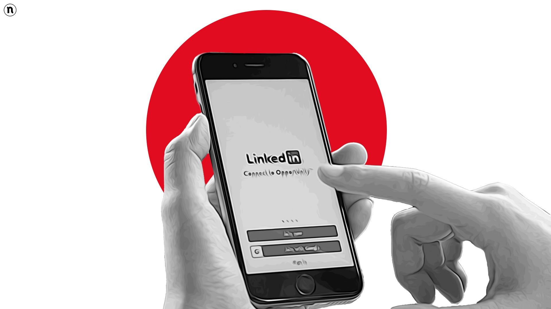 LinkedIn crea la sua ClubHouse: a breve le stanze audio