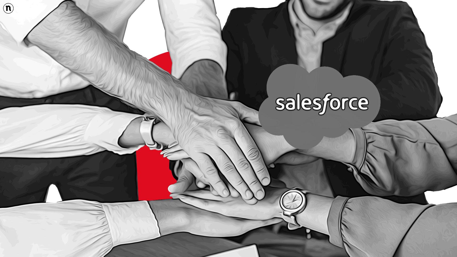 Salesforce si riorganizza per sostenere al meglio la crescita dell'ecosistema italiano