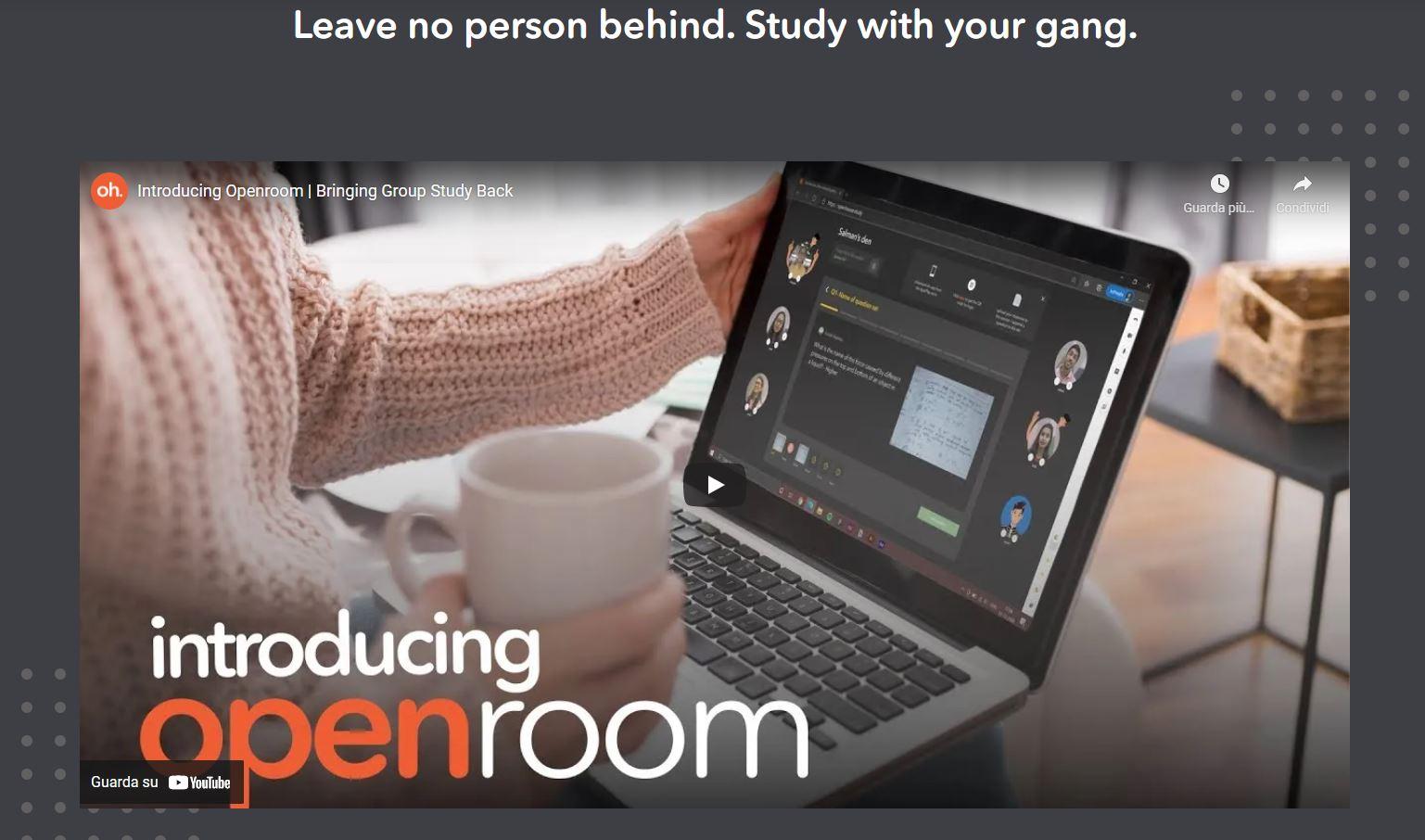 digital tool openroom