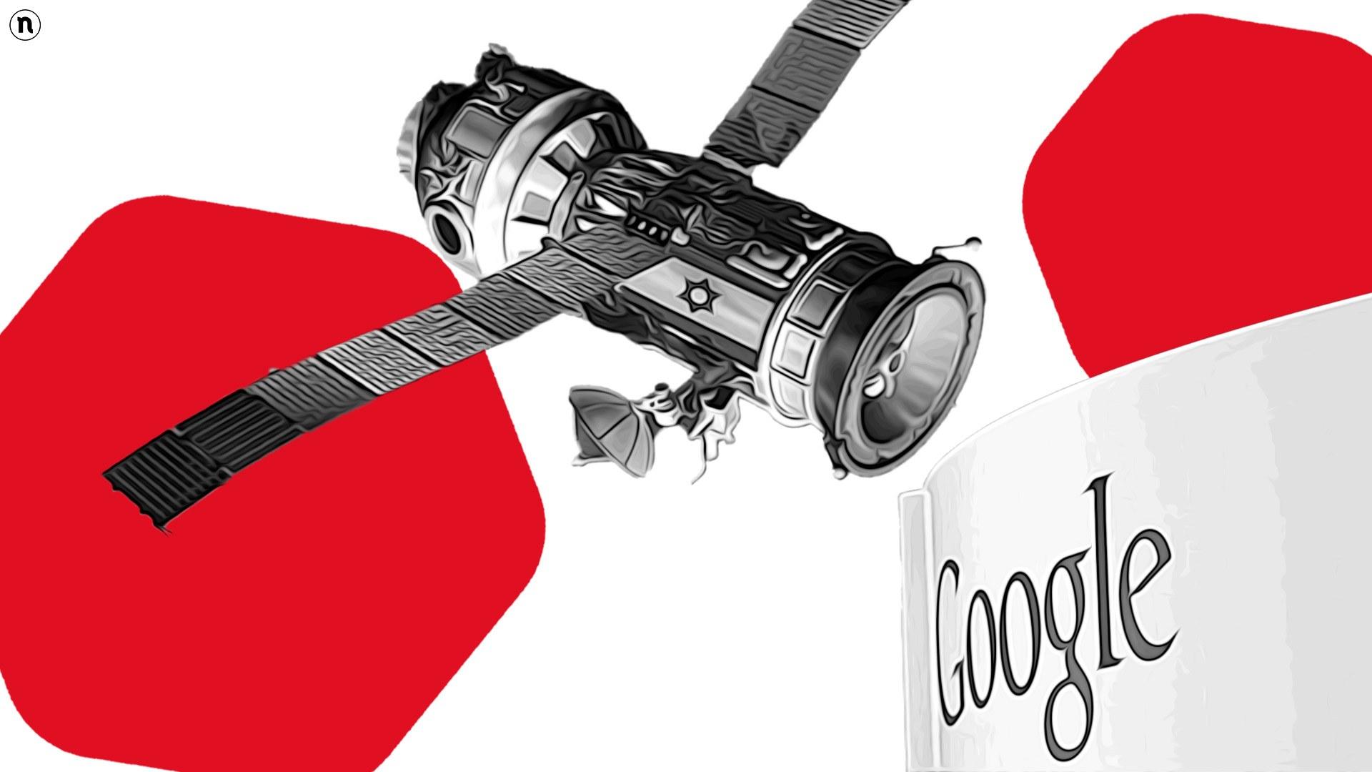Google, partnership con SpaceX per l'internet satellitare Starlink
