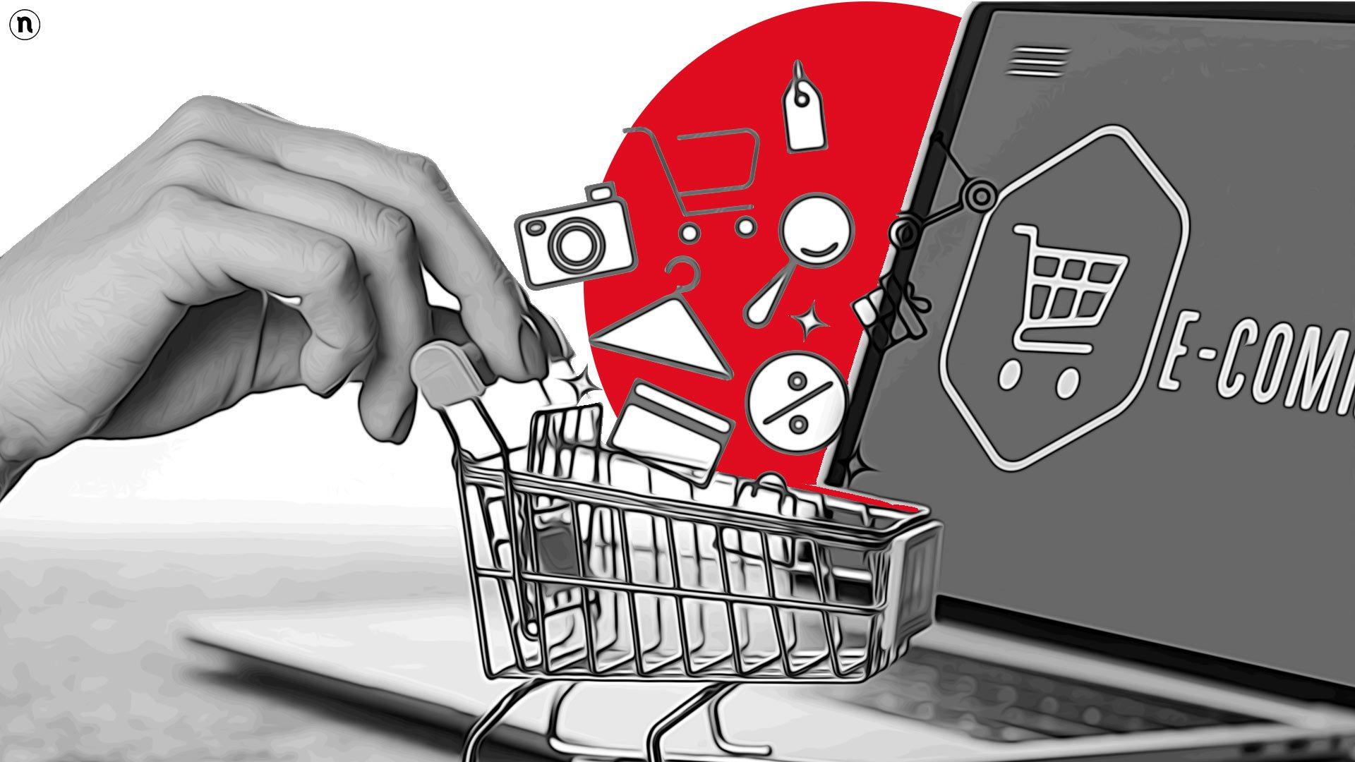 eCommerce in Italia 2021: cala il fattur …