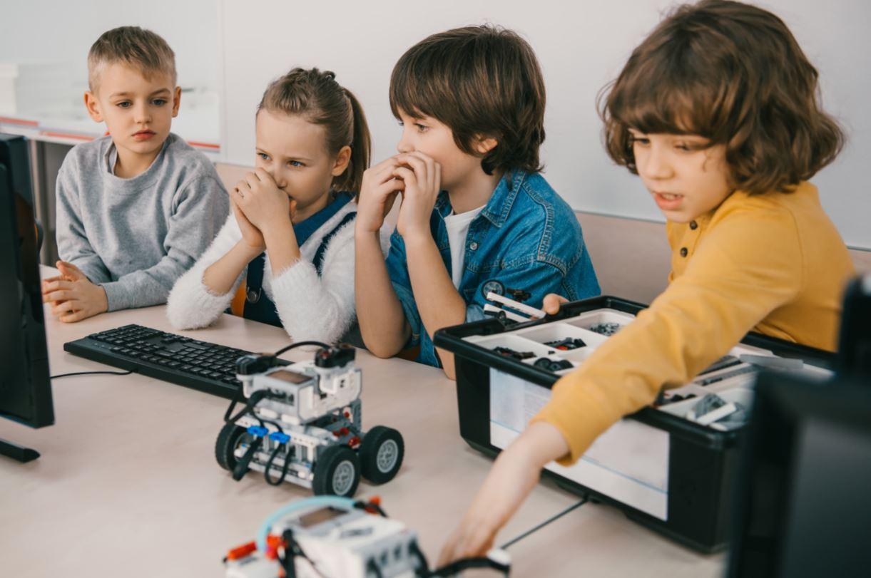 coding e robotica a scuola