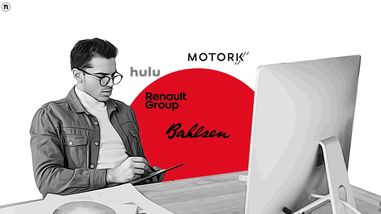 Rebranding di Aprile: Hulu, Magnum, Bahl …