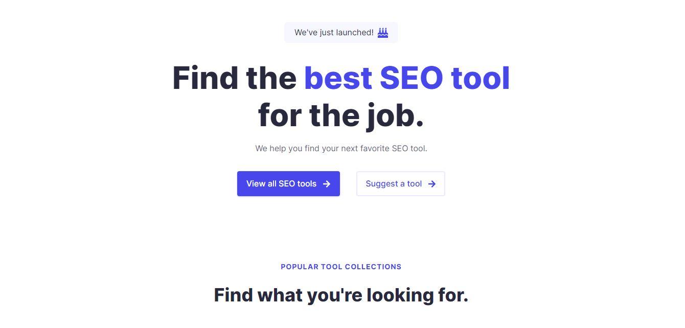 tool finder