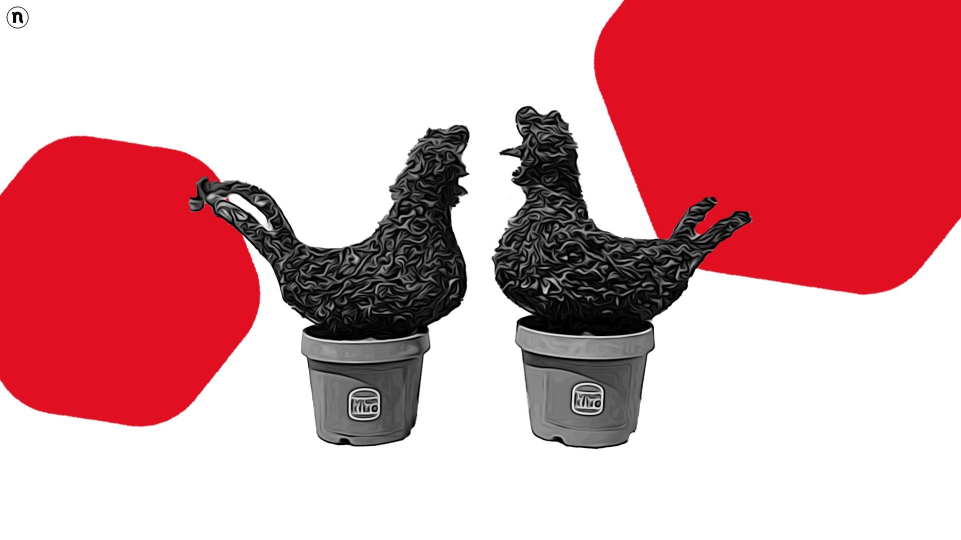 "I ""polli verdi"" di Burger King invadono City Life: in arrivo i nuggets vegetali"