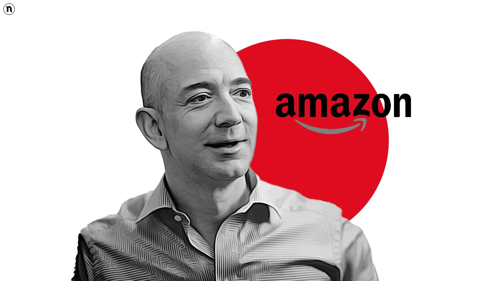 Amazon, 3.000 assunzioni in Italia a tempo determinato nel 2021