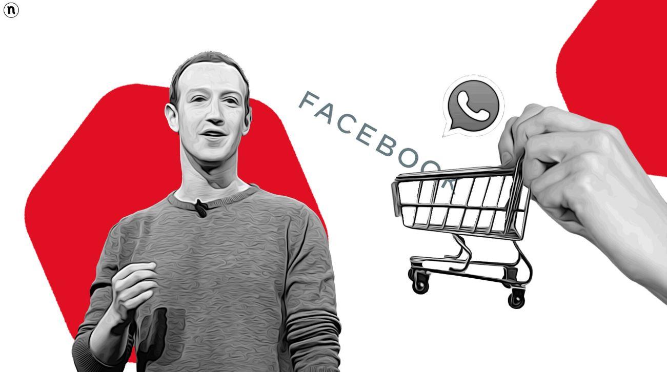 Social Commerce: Facebook annuncia Shops su WhatsApp e altre novità