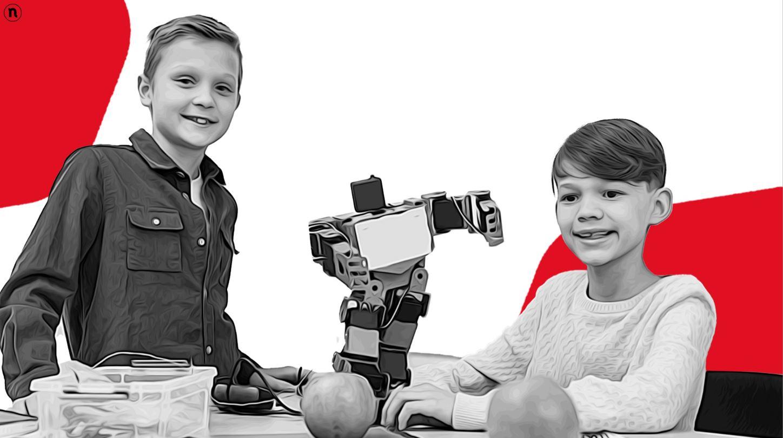 Viaggio nella scuola che prepara i nativi digitali al futuro con il coding e la stampa 3D