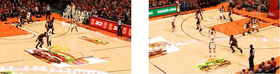 NBA Burger King