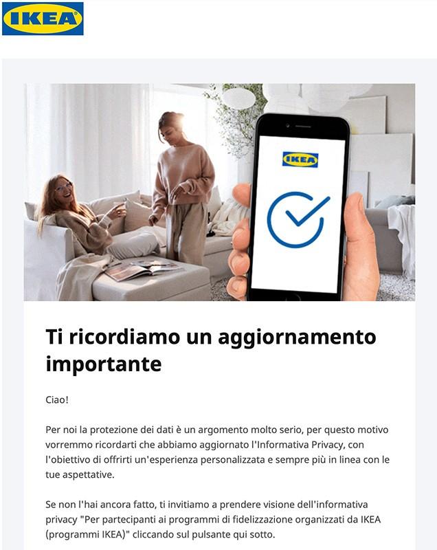 Marketing Automation IKEA