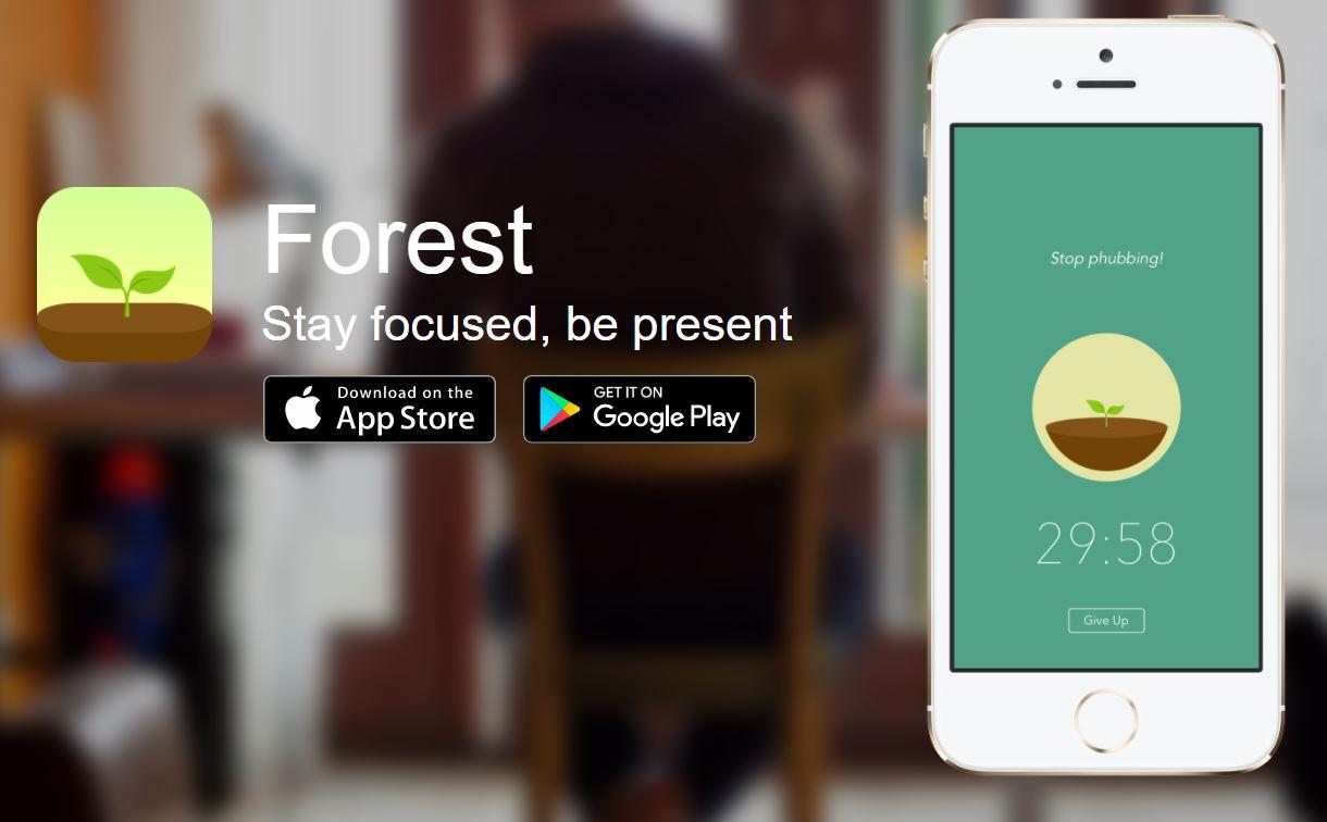 forest digital tool