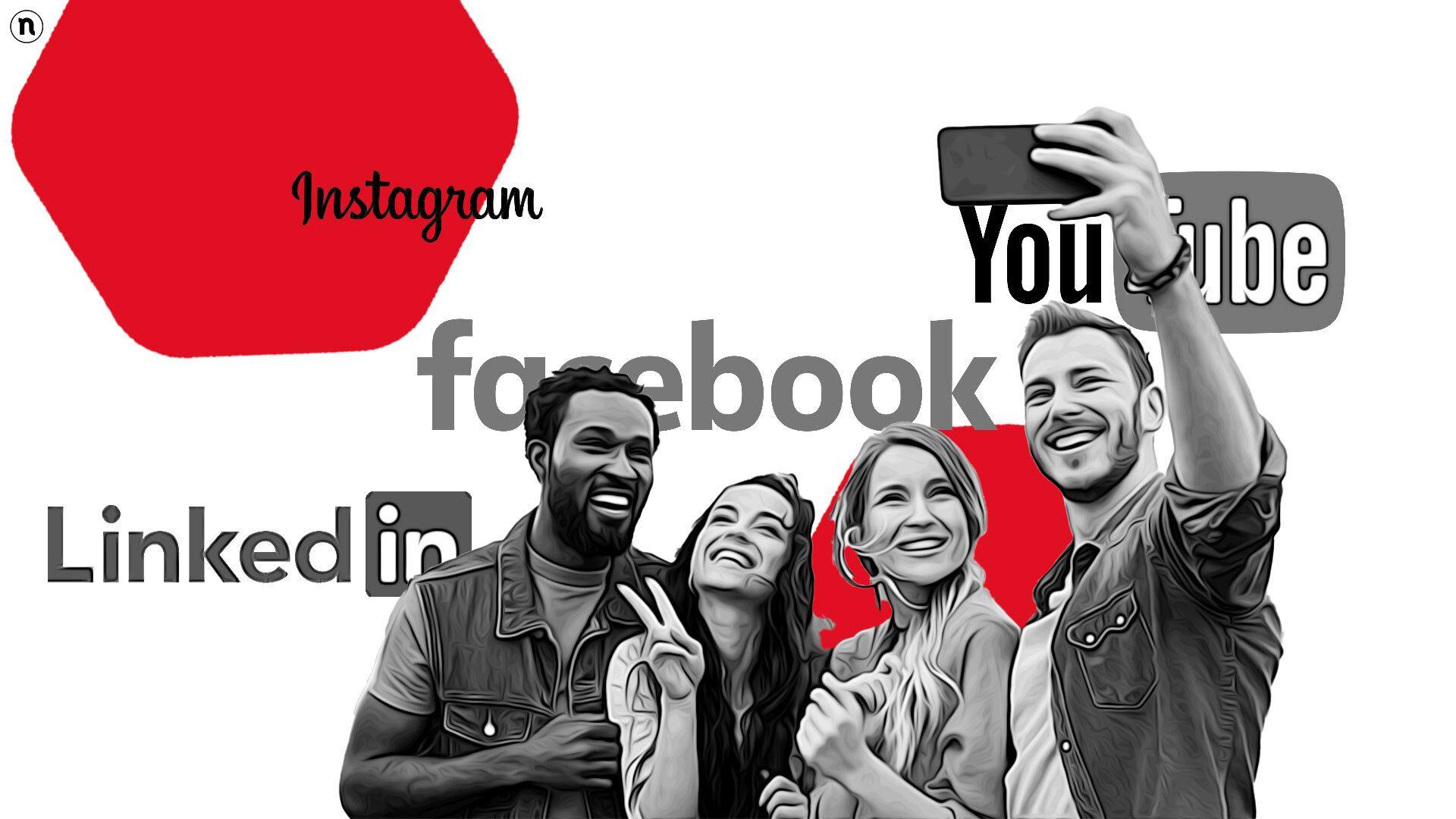 Ecco come sono diventate grandi YouTube, LinkedIn, Facebook e Instagram