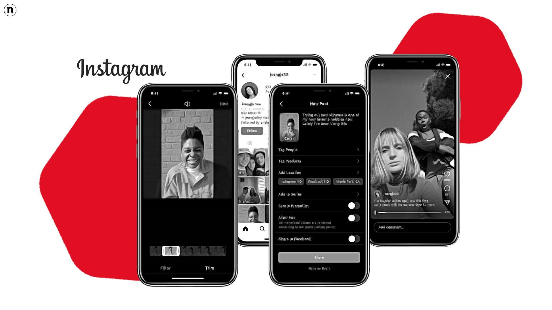 Instagram unisce video del feed e IGTV in un unico formato