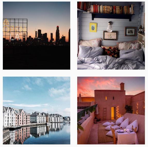 insta airbnb